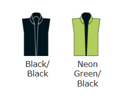 Airflow Gilet Colour Choices