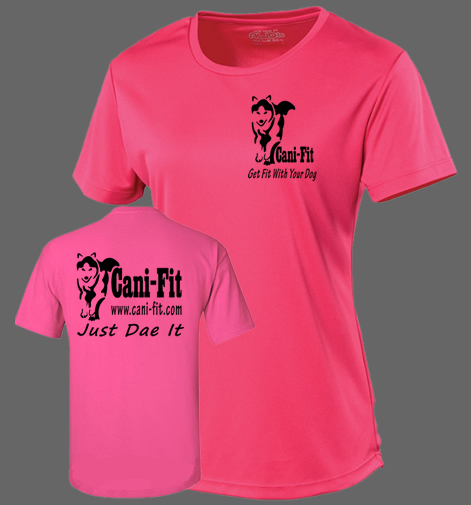Cani Fit Technical T Shirt