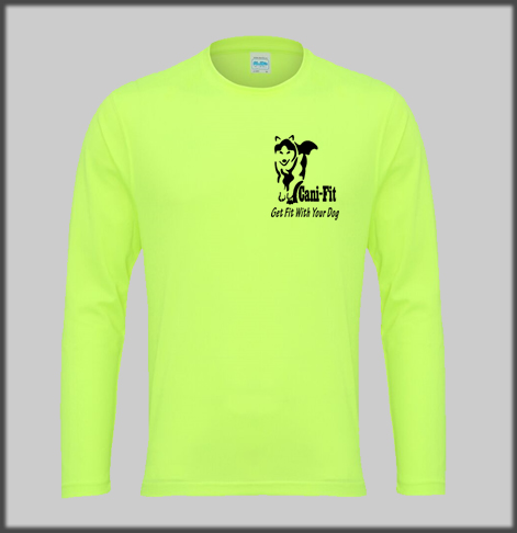 Cani Fit LS Technical T Shirt