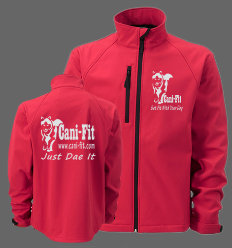 Cani Fit Male Softshell