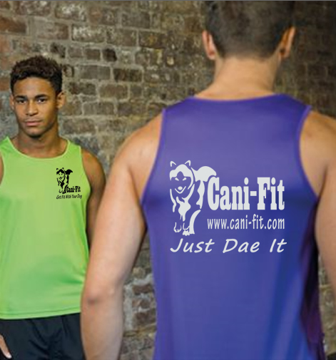 Cani Fit Male Technical Vest