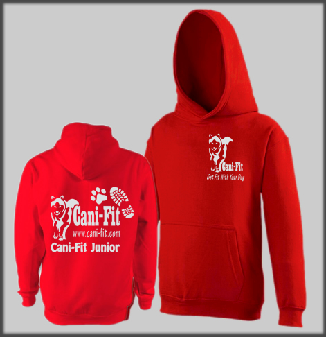 Cani Fit Junior Hoody
