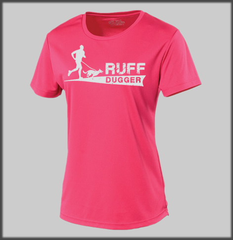 Ruff Dugger Female Technical T Shirt