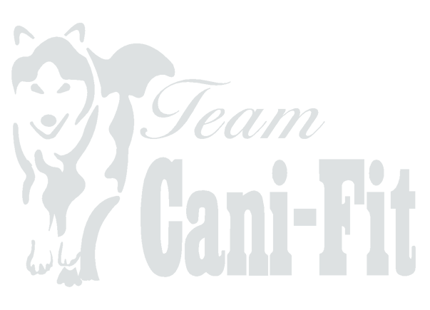 Team Cani Fit Sticker